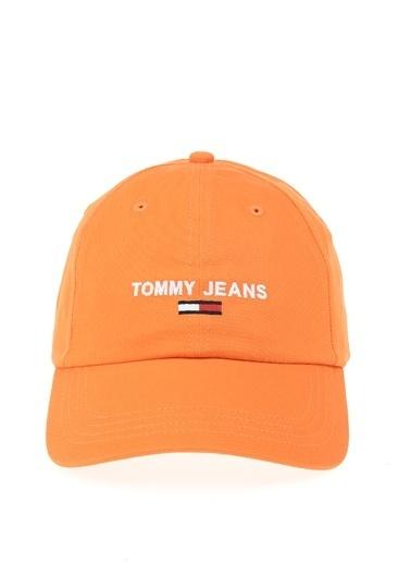 Tommy Hilfiger Şapka Oranj
